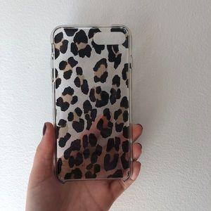 size 40 21e33 aa7e6 KATE SPADE > Leopard iPhone Case